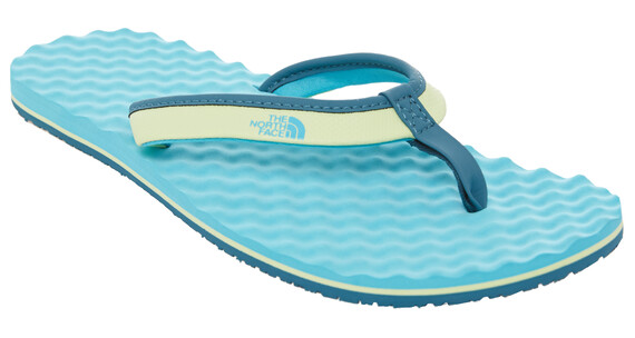 The North Face Base Camp Mini teenslippers turquoise